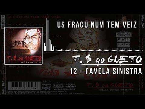 Favela Sinistra Trilha Sonora Do Gueto Letrasmusbr