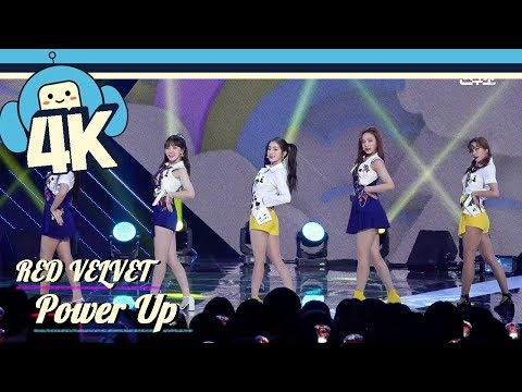 [4K & Focus Cam] Red Velvet - Power Up @Show! Music Core 20180818