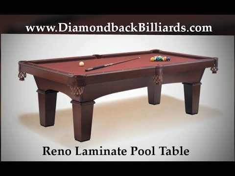 Reno Laminate Pool Table 480 792 1115 Olhausen Pool Table Dealer