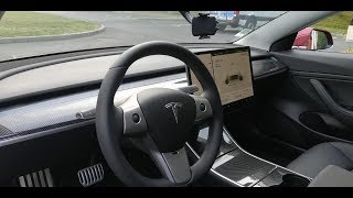 Tutoriel de montage tableau de bord carbone Tesla model 3 par Éléctron libre