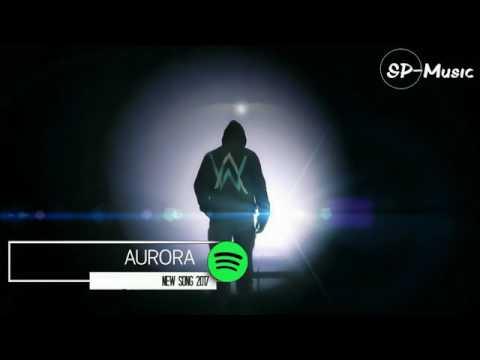 Allan walker - AURORA - song 2017