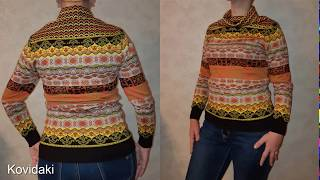 Женский свитер пуловер с Aliexpress