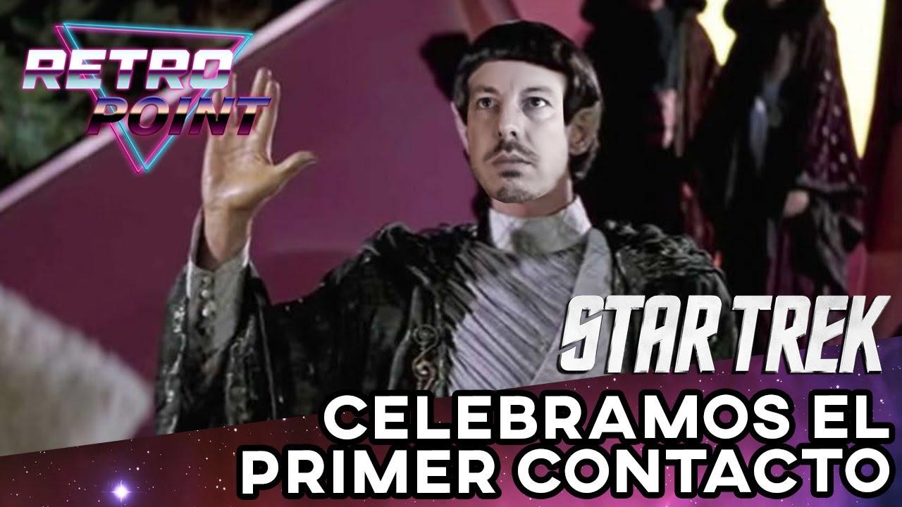 Download FELIZ DIA DEL PRIMER CONTACTO (Star Trek First Contact)