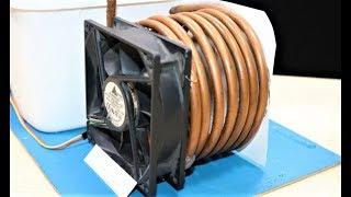 DIY Mini Air Conditioner