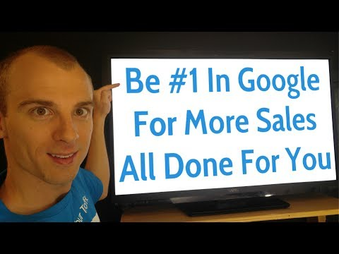 Proven SEO System For Googles Top Spots For More Sales Consistently (+ How We Can Do All For You)