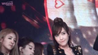 111017 KBS Joy Big Concert SNSD Hoot Jessica Fancam.mp4