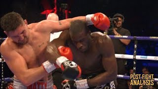 LAWRENCE OKOLIE VS MATTY ASKIN - POST FIGHT REVIEW (NO FOOTAGE)