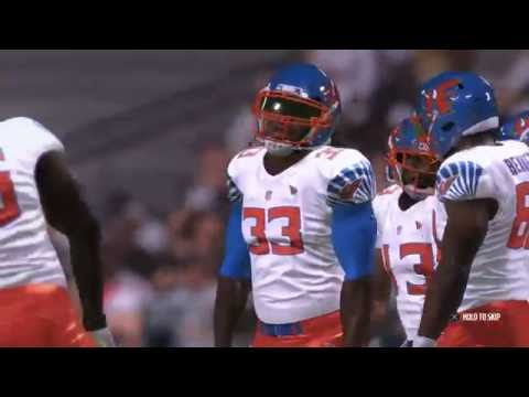 Madden NFL 17:Oklahoma City Bisons S1 Week 1 at Oakland