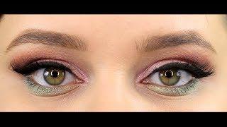 Макияж с косметикой от Makeup Revolution