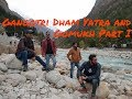 Gangotri Dham Yatra And Gomukh Part I