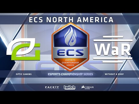 OpTic vs Without a Roof - Cobblestone (ECS North America)