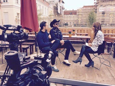 Los Pistoleros // Interview in Berlin // Deutsche Welle Español // 27/07/2016 // Aquí Estoy