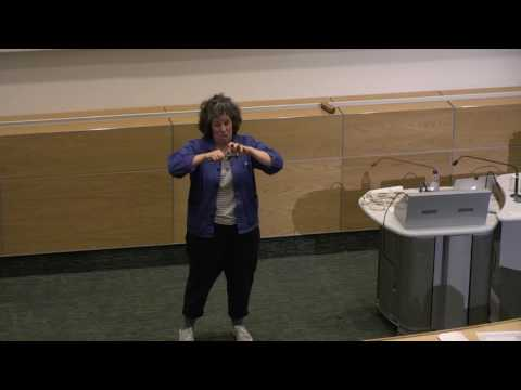 Performing matter: greatest hits and new findings - Dr Zoe Laughlin - UCL Lunch Hour Lectures