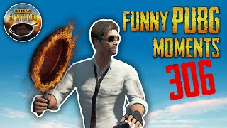 PUBG Funny Moments Clips Plays WTF #306 - MAY THE PAN BE WITH YOU (Playerunknown's Battlegrounds)