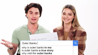 Outer Banks Cast Answer the Web s Most Searched Questions WIRED