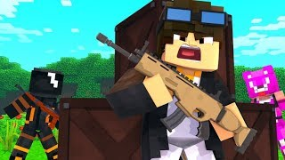 Minecraft: COMO SERIA FORTNITE NO MINECRAFT! - FORTMINE ‹ STHAN ›
