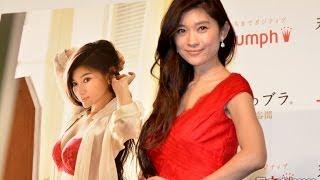【モデルプレス】2月26日、女優の篠原涼子が自身が出演するブラジャーの...