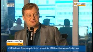 Wie tickt Deutschland? Datenschutz am 05.09.2013