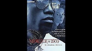 Opening To Murder At 1600 1997 VHS