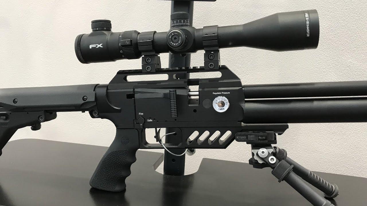 The 2018 New Airgun Products News Bulletin ~ Air Rifle SA
