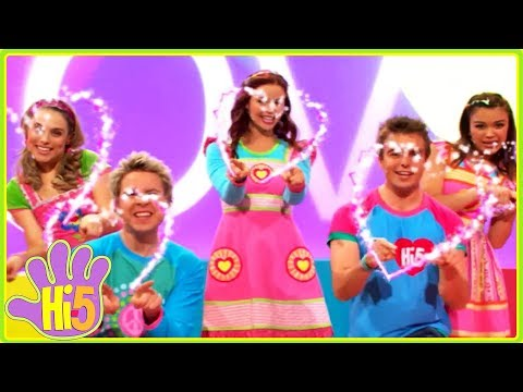 Hi-5 Songs | LOVE & More Kids Songs - Hi-5 Season 13 Songs of the Week