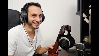 Sennheiser HD 820 vs 800S headphone review & comparison - By TotallydubbedHD