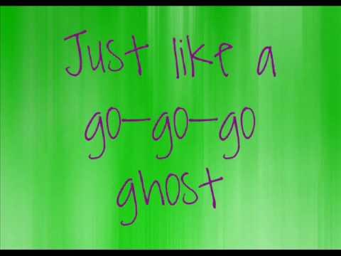 Ghost-Fefe Dobson+Lyrics
