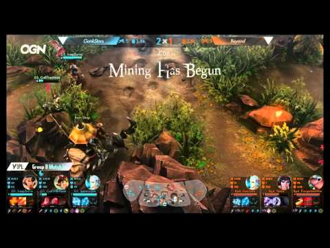 Gankstars vs. Beyond - Group B - Group Stage - Vainglory International Premier League
