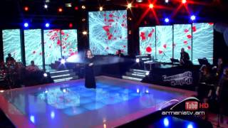 Armine Martirosyan, All the man That I Need - The Voice Of Armenia -- Live Show 7 -- Season 1