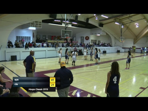Hoops Classic 2019 (Spencerville Adventist Academy vs Chisholm Trial Academy)
