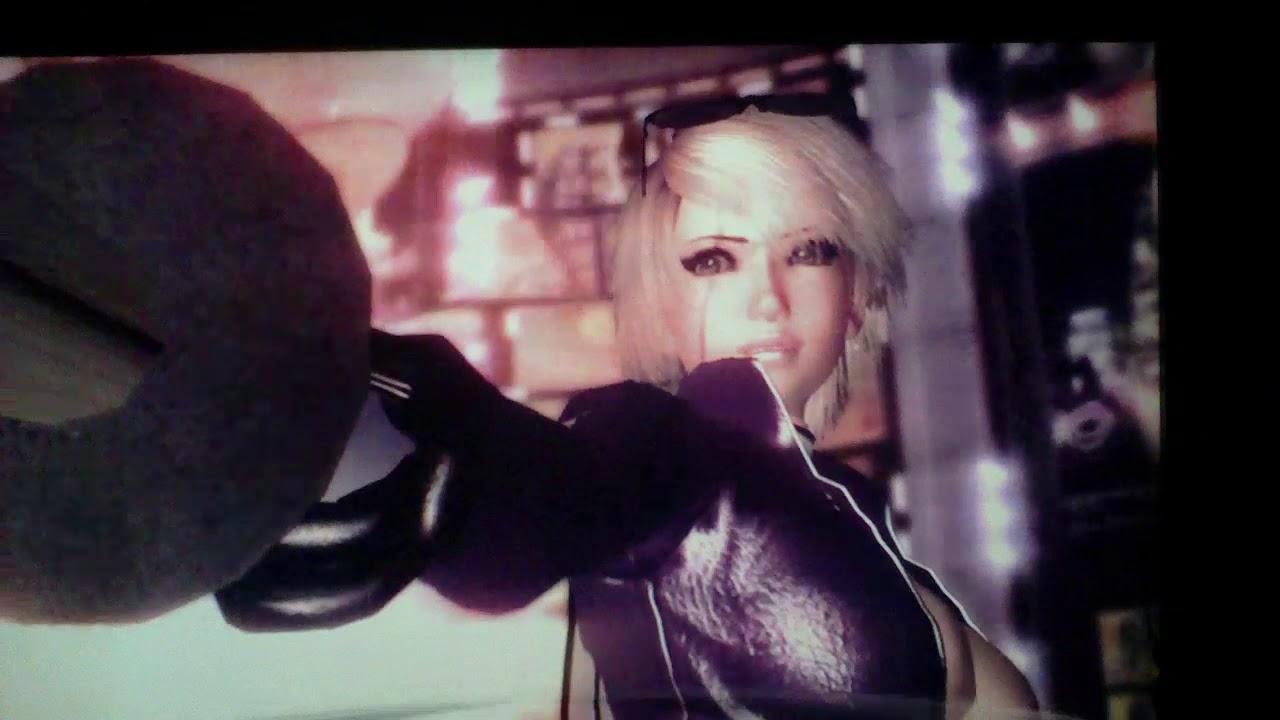 Rumble Roses XX Season 4-Episode 1:AISHA VS.ROWDY REIKO{COMMENTARY}