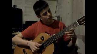 Love serenade Ljubavna serenada guitar