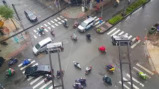 Trưc tiếp bão số 16, Tembin vào Sài Gòn,VN,trưa Dec,25.2017