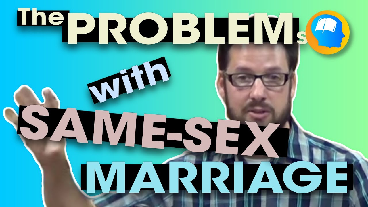 Same sex marriage wrong