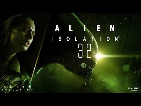 Let's Play Alien: Isolation [German] #32 - Marlows Fund