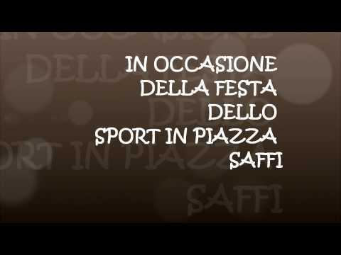 Festa dello sport a Forlì 17/09/2011