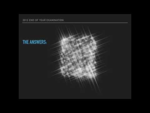 Yr 12 Music Perf Exam Revision - Aural Intervals