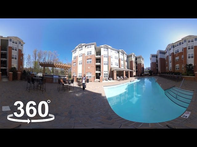 The Flats at Campus Pointe Charlotte video tour cover
