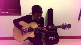Hương Ngọc Lan Guitar cover by Sỹ Thắng
