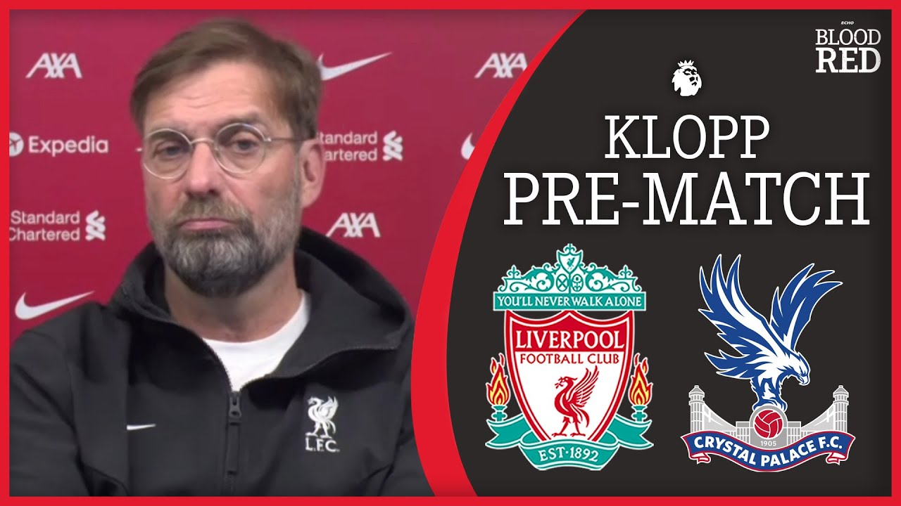 Download Jurgen Klopp on Gini Wijnaldum Future | Press Conference | Liverpool vs Crystal Palace