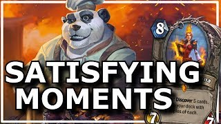 Hearthstone - Best of Satisfying Moments