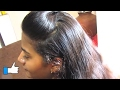 Front Puff Hairstyle Under  1  Minute