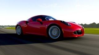 Forza 6 - 2014 Alfa Romeo 4C