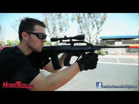 """Behind Enemy Lines"" - Spring Steyr AUG Assault Rifle Promo"