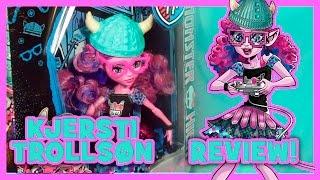Kjersti Trollsøn - Monster High Brand Boo Students Review Revision en Español - thumbnail