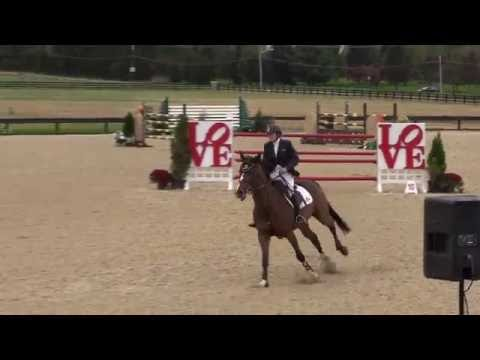 Leslie Howard: Winner of the $25,000 Grand Prix of Princeton Show Jumping