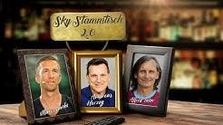 """Der """"Sky Stammtisch 2.0"""" - Folge #3 mit Andreas Herzog, Alfred Tatar und Marc Janko"""