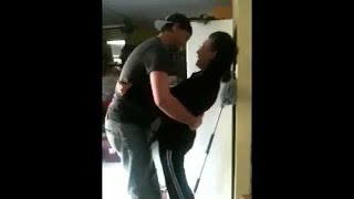 U.S. Soldier, Home Early, Surprises His Mom on Christmas 2010