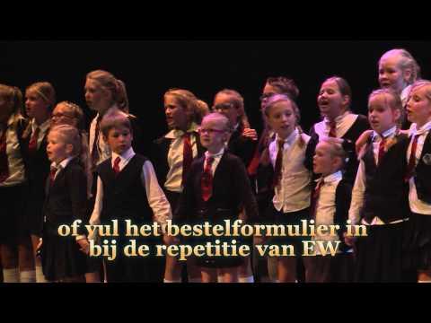 Promo musical Eigenwijze M@thilda - Musicalgroep EigenWijs