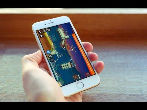 "let's play ""Bridge Constructor Stunts"" для iOS (iPhone/iPad)"